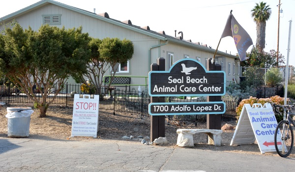 Seal Beach Animal Care Center facade